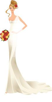 sposa matrimonio sogno