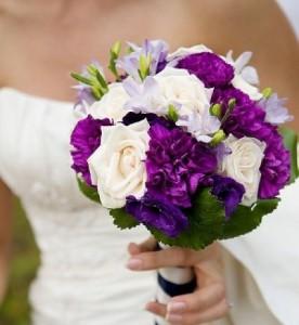 bouquet-viola