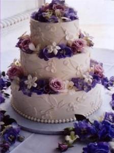 torta-nozze-viola