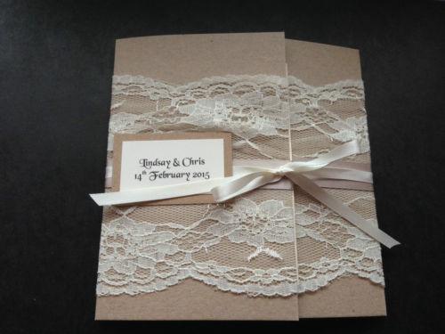 Partecipazioni Matrimonio Shabby Chic On Line : Partecipazioni in pizzo matrimonio da sogno