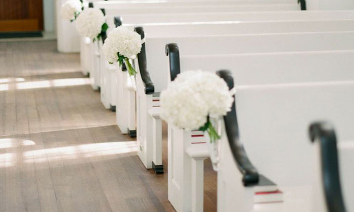 Ben noto Addobbare la chiesa * Matrimonio da Sogno RG46