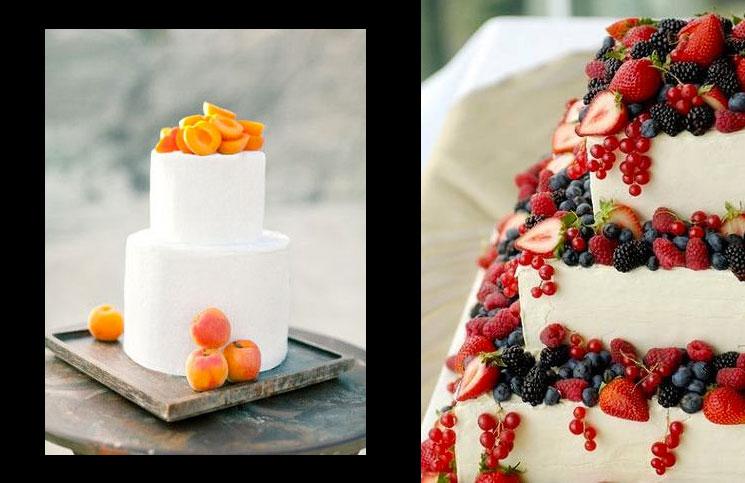 Matrimonio Tema Frutta : Torta matrimonio con frutta da sogno