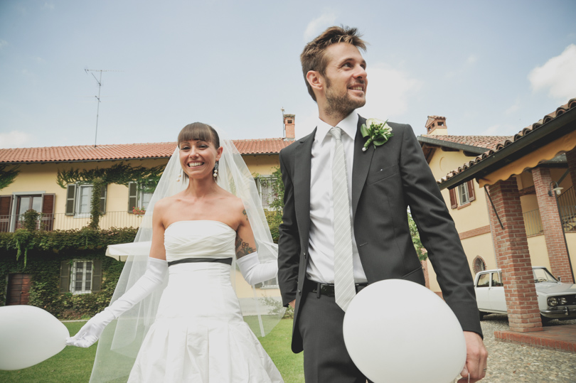 matrimonio in cascina