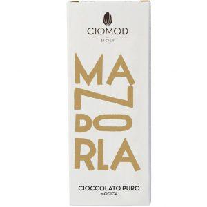 Tavoletta-cioccolato-modica-MANDORLA