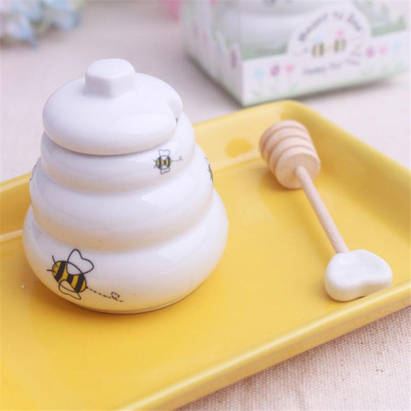 Estremamente Bomboniere vasetto miele, un dolce pensiero per il tuo matrimonio GN81