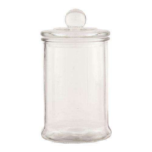 bomboniere barattolo vetro coperchio
