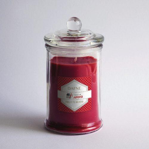 bomboniere candele rosse