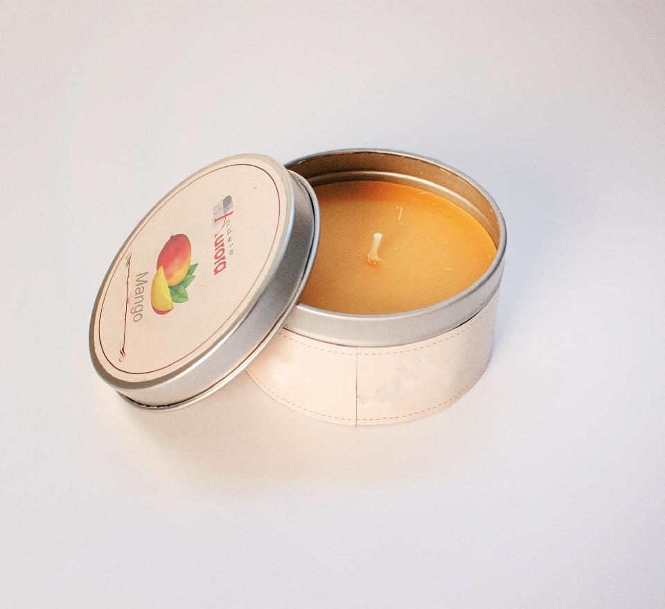 Favoloso Candele bomboniere: profumate e decorate, in vasetti o  UT24