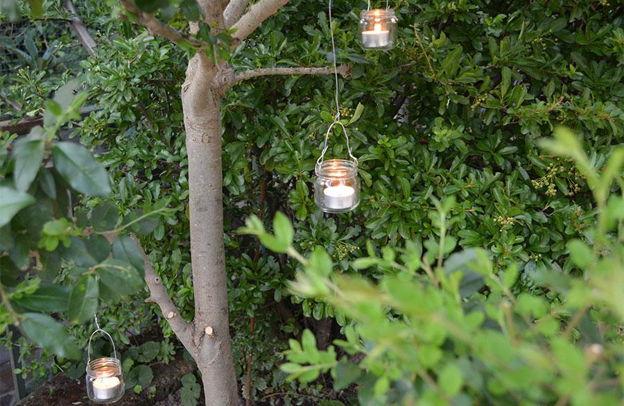 Illuminazione Fai Da Te Giardino : Fai da te illuminazione giardino matrimonio u matrimonio da sogno