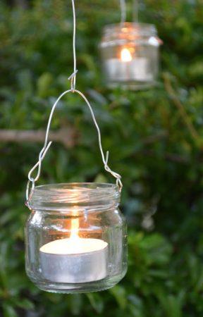 Fai da te illuminazione giardino matrimonio bomboniere matrimonio partecipazioni e articoli - Candele per esterno ...