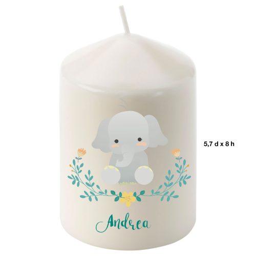 candele-personalizzate-elefante