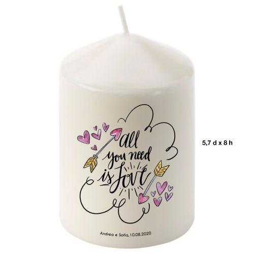 candele-personalizzate-love