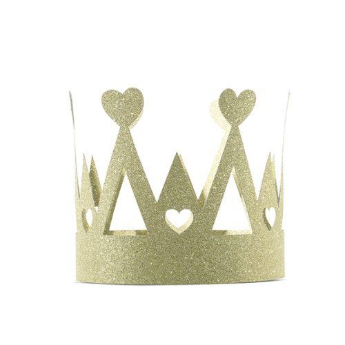 corona-oro glitter