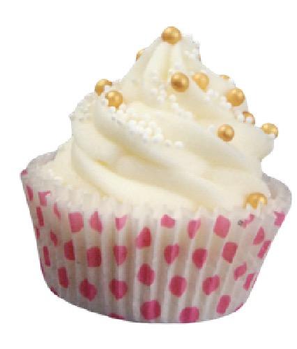 Cupcake da bagno perle dorate bomboniere matrimonio - Perle da bagno sephora ...
