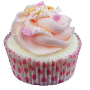 Cupcake da bagno