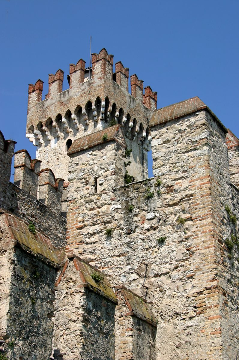 location matrimonio castello