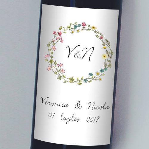 etichette vino rami