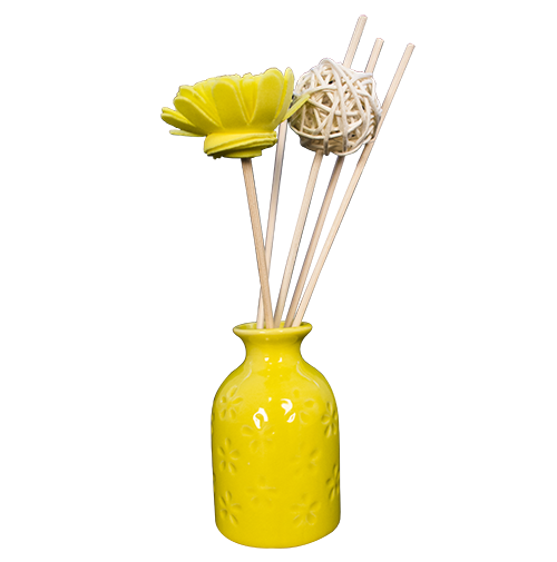Bomboniera profumatore al limone