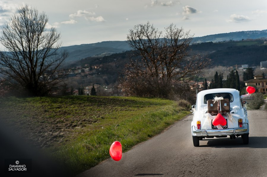 matrimonio in cinquecento