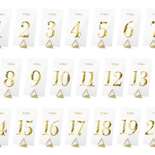 numeri-tavolo-oro