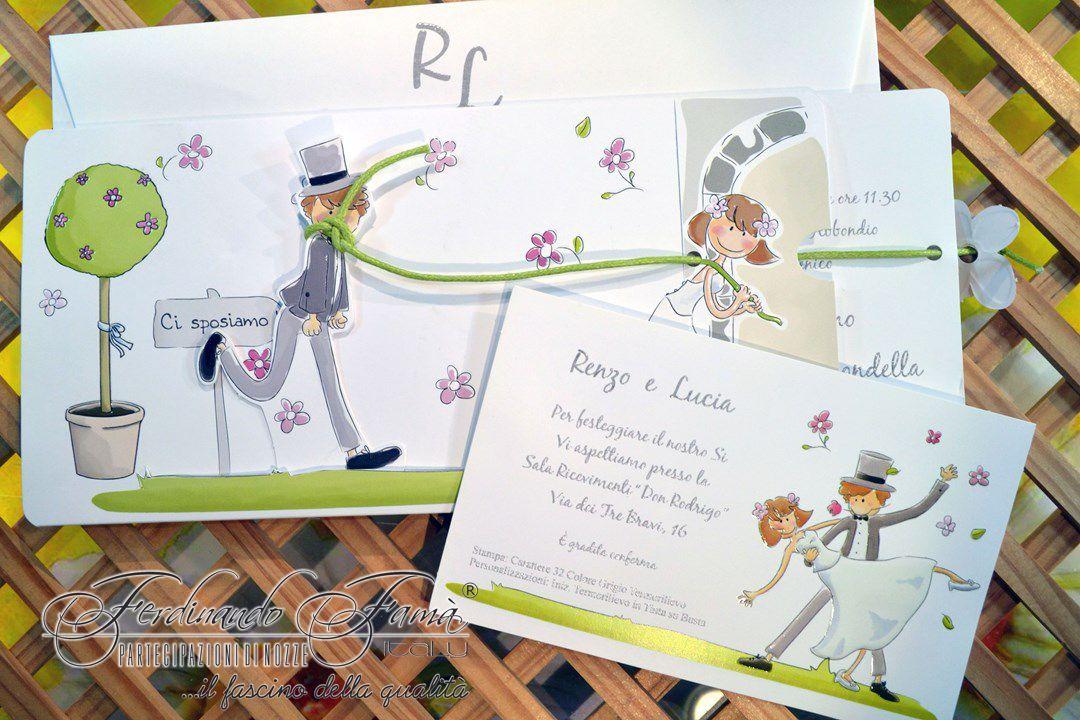 Conosciuto partecipazioni-divertenti-110-6363 * Matrimonio da Sogno IP92
