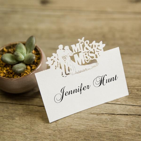 Segnaposto Matrimonio In Legno : Segnaposto matrimonio con sposi bomboniere